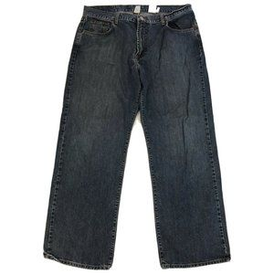Lucky Brand Men's Jeans 36 Short 36x30 Loose Fit M